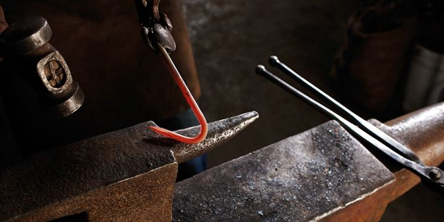 Hook hot in the forge blog