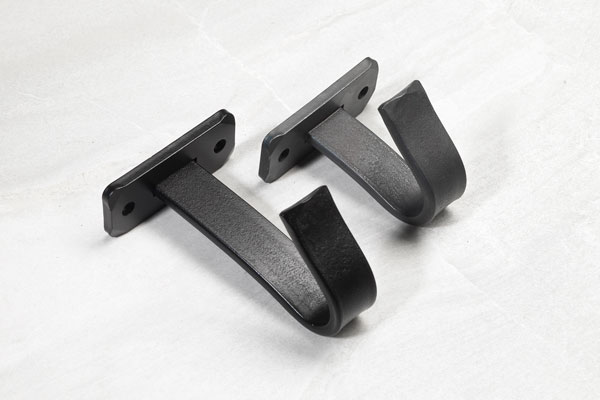 ceiling bracket finishes: matt black and beeswax - various drops