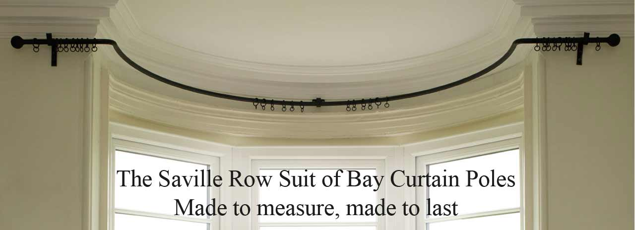 bay window poles