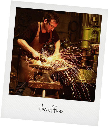 The office - The Forge